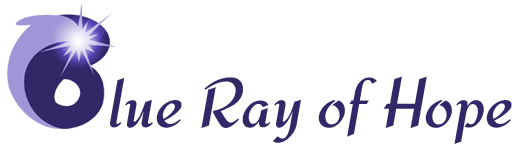 Blue Ray of Hope Logo