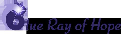 Blue Ray of Hope Logo